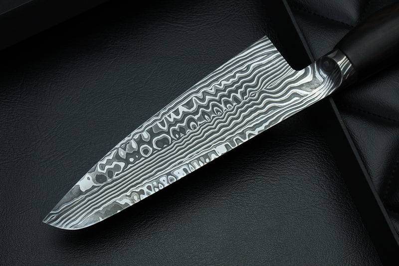 Santoku twisted Bar