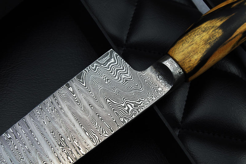 Gyuto Black & White Ebony 2.0