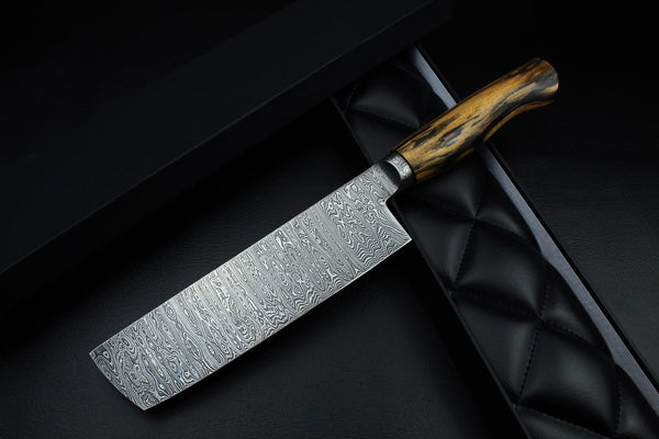 Nakiri Black and White Ebony 1.7