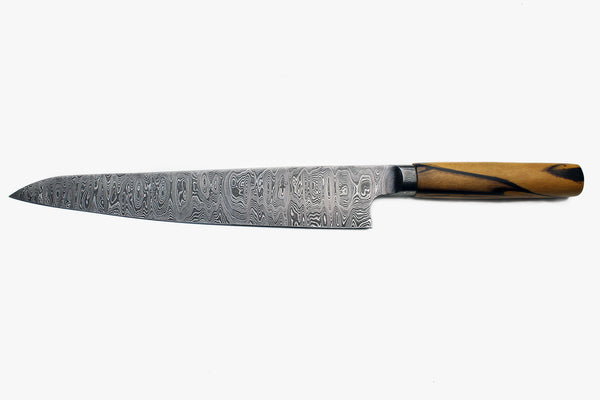 Sujihiki Black & White Ebony  2.5