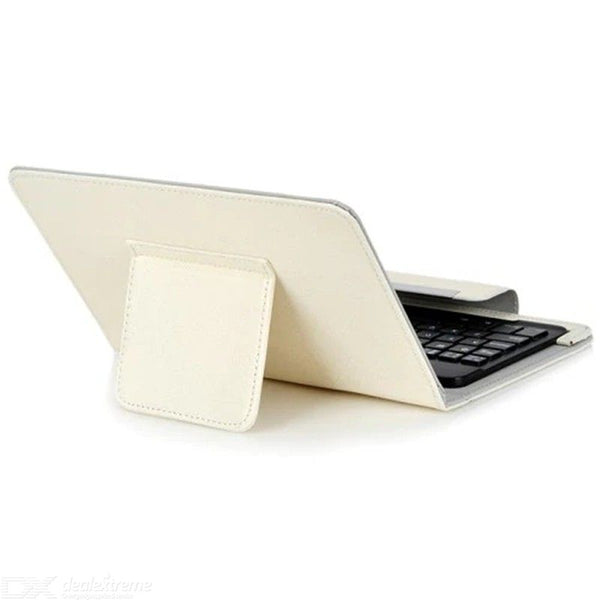 Android iOS Windows System 3-in-1 9 / 10 inch Tablet Universal Bluetooth Keyboard Case Set