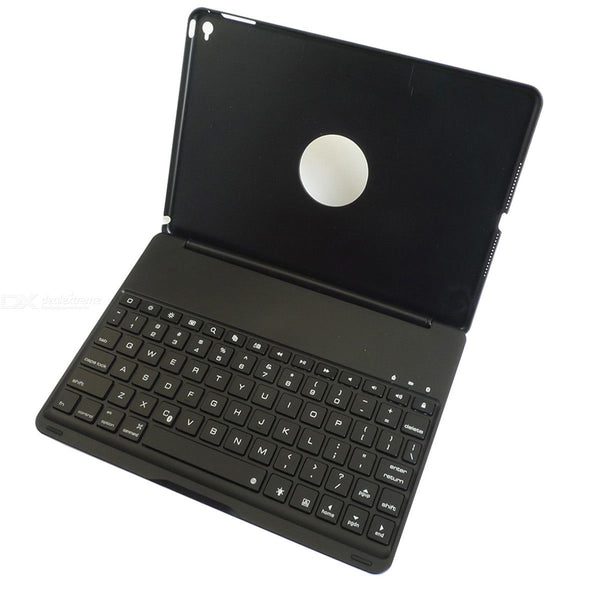 Prointxp Waterproof Bluetooth Keyboard Aluminum Alloy Case