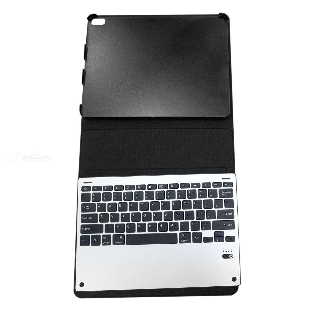 1198B PU Case With Keyboard Leather Stand Folio Case Cover For IPAD 12.9 Inch Tablet