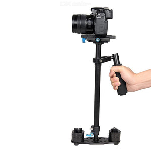 YELANGU S60A Camera Stabilizer W Quick Release For DSLR Video