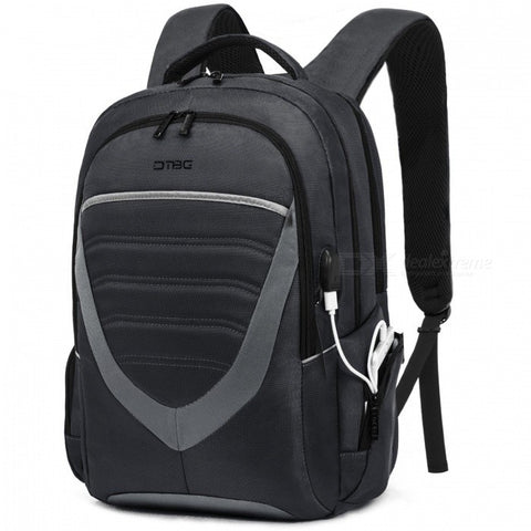 DTBG D8006W 15.6/17.3 Inch Laptop Storage Backpack with USB2.0 Port