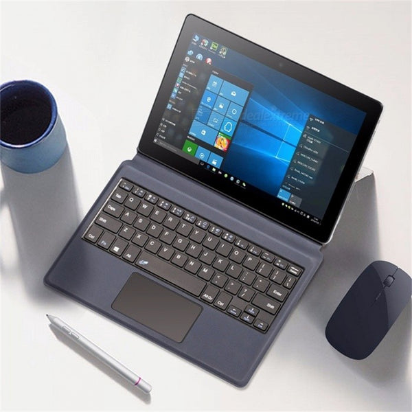 VOYO I3 10.1 Inches Window10 Tablet PC W/ 8GB RAM, 128GB ROM, Comes With Keyboard And Touch Pen Silver