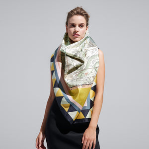 Astronomical map - Scarf