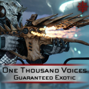 One Thousand Voices - Master Carries