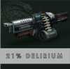 21% Delirium - Master Carries