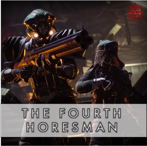 The Fourth Horseman - Master Carries