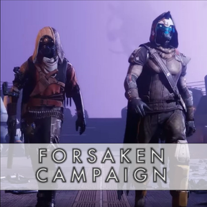 Forsaken Campaign - Master Carries