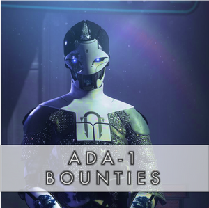 Ada-1 Bounties - Master Carries