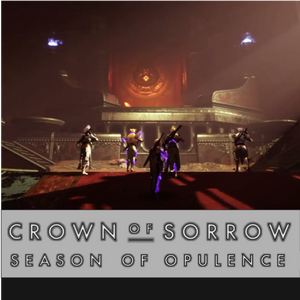 Crown of Sorrow - Master Carries