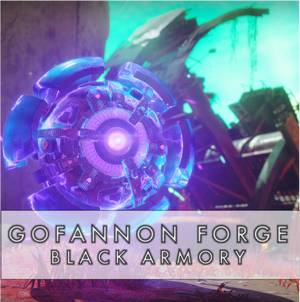 Gofannon Forge - Master Carries