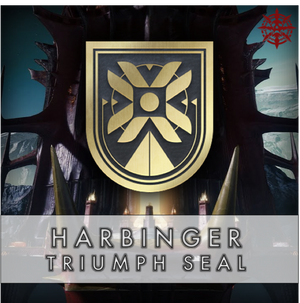 Harbinger Triumph Seal - Master Carries