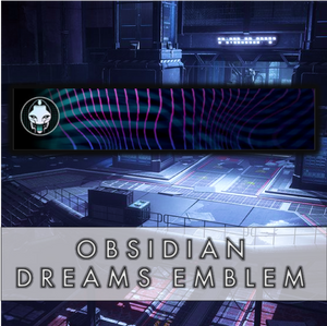 Obsidian Dreams Emblem - Master Carries