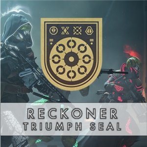Reckoner Triumph Seal - Master Carries