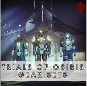 Trials Gear Sets - Master Carries