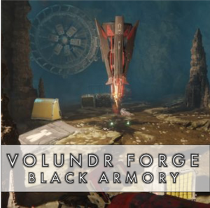 Volundr Forge - Master Carries