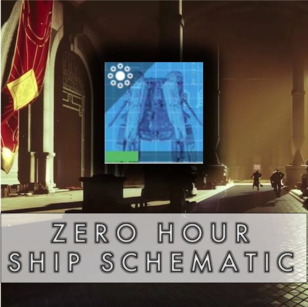 Zero Hour: Ship Schematic
