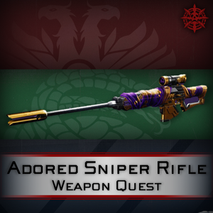 Adored Sniper Rifle - Master Carries