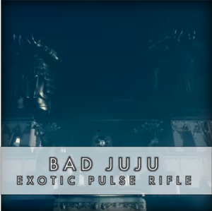 Bad JuJu - Master Carries