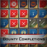Bounty Completions & Bundles - Master Carries