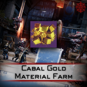 Cabal Gold Farm - Master Carries