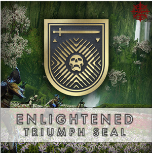 Enlightened Triumph Seal - Master Carries