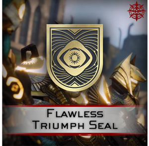 Flawless Triumph Seal - Master Carries