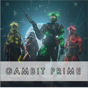 Gambit Prime - Master Carries