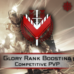 Glory Rank Boosting - Master Carries