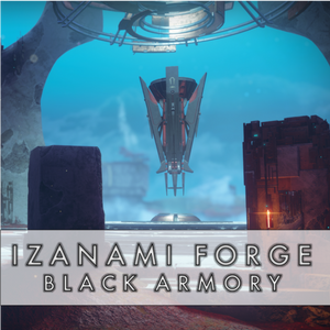 Izanami Forge - Master Carries