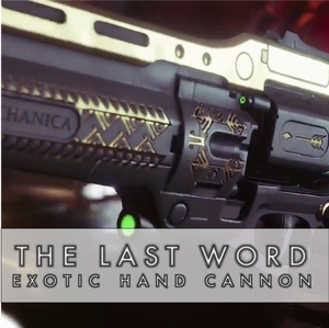 The Last Word - Master Carries