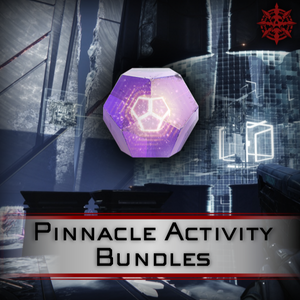 Pinnacle Activity Bundles - Master Carries