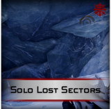 Solo Lost Sectors