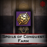 Spoils of Conquest Farm - Master Carries