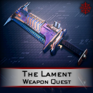 The Lament - Master Carries