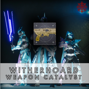 Witherhoard Catalyst - Master Carries