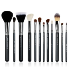 Eyeshadow and conclear makeup brush - Jessup