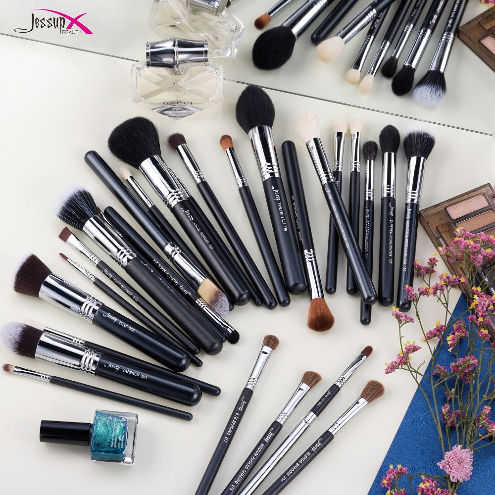 Jessup Beauty Makeup Brushes Cosmetic Tools