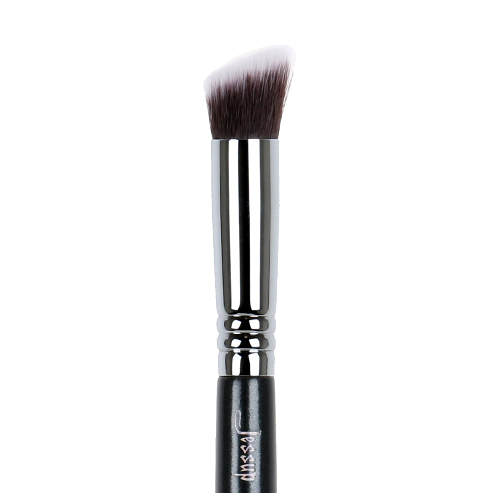 Flat Angle Make up Cosmetic Brush Beauty