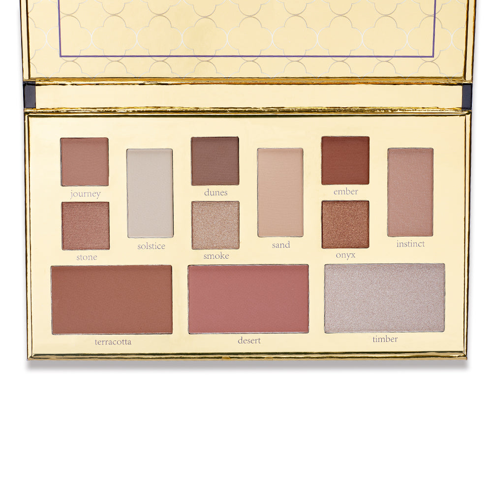 Jessup Homage Eye Cheek Palette E703