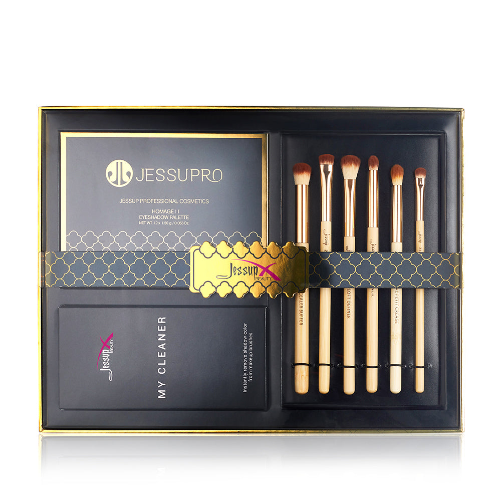 Jessup Homage II Makeup Kit E712