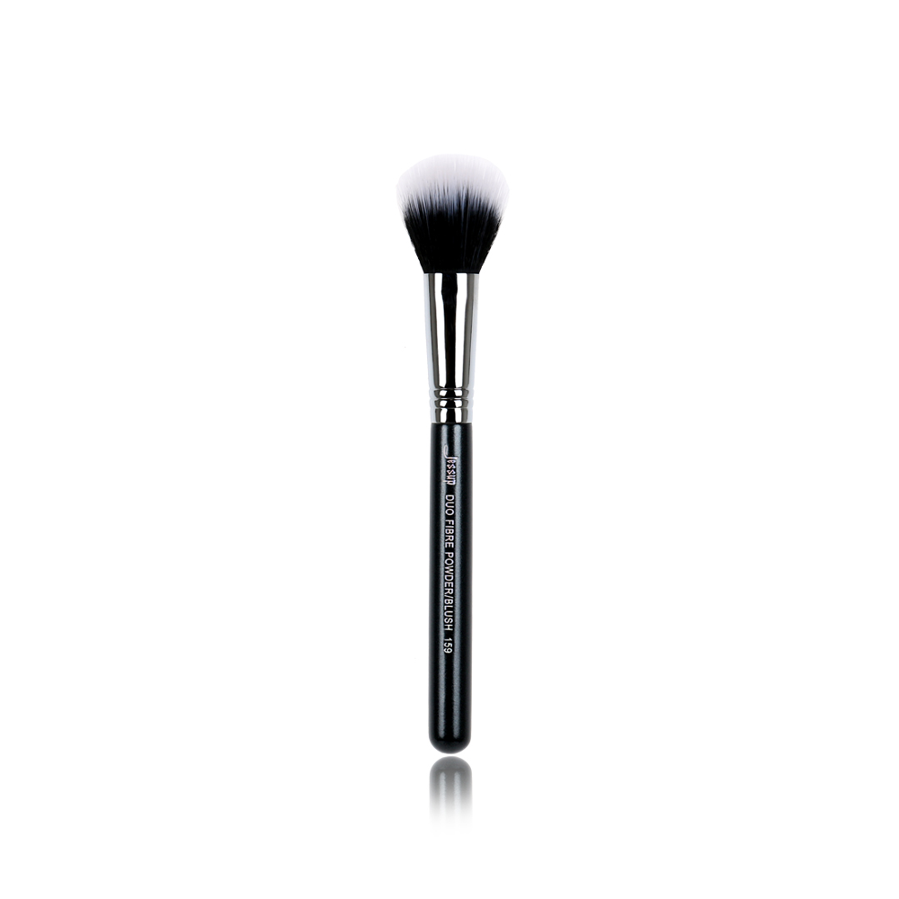 High Quality Materials Professional Face Brush Makeup Brushes Duo Fiber Powder / Blush