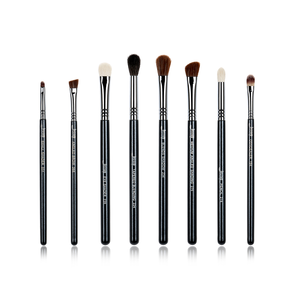 Professional Makeup Brushes Tools Make up Cosmetics Brush kit Blending Eyeshadow Eyeliner Brow Concealer