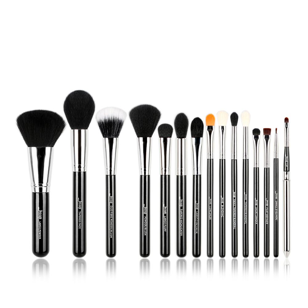 Cosmetic Make up Powder Foundation Eyeshadow Eyeliner Lip Brush Tool beauty