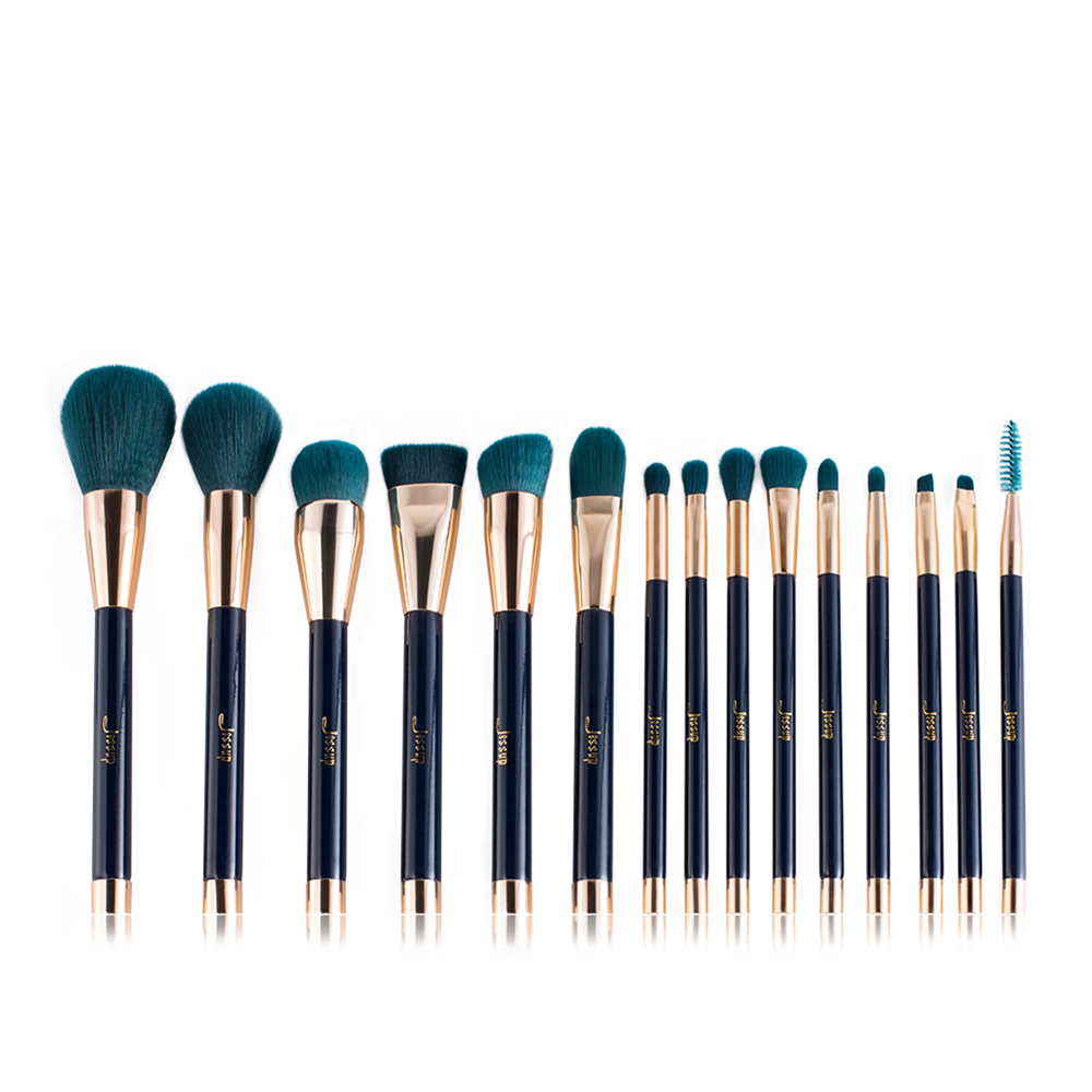 Makeup Brushes Set Powder Foundation Eyeshadow Eyeliner Lip Contour Concealer Smudge Brush Tool