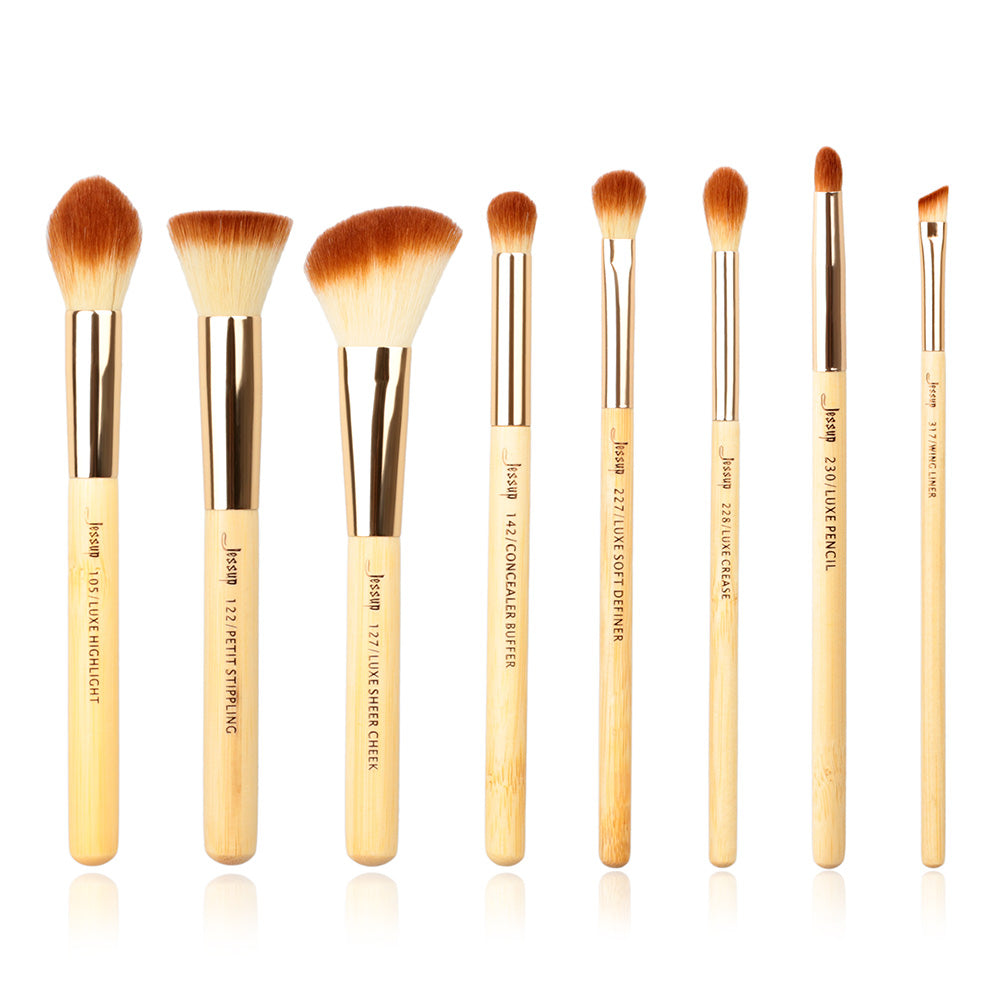 BAMBOO Mini Set  8 pcs - Jessup Beauty