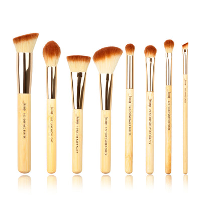 Bamboo Professional 8 pcs - Jessup Beauty